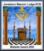 Link to Jonesboro Lodge #129 no longer available