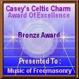Link to Casey's Celtic Charm Awards